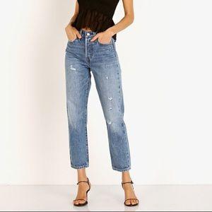Levi's Wedgie🍑Straight Leg Jean